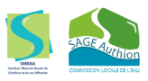 SAGE de l'Authion Logo